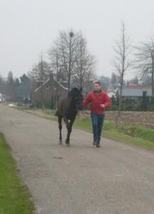 Charmeur jan 2010 met Niels